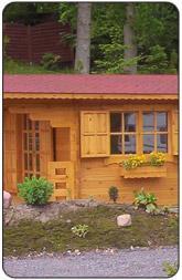 Casette prefabbricate vendita case in legno abitabili for Case prefabbricate kit fai da te